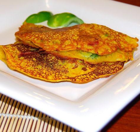 Vegetable Besan Chilla Recipe