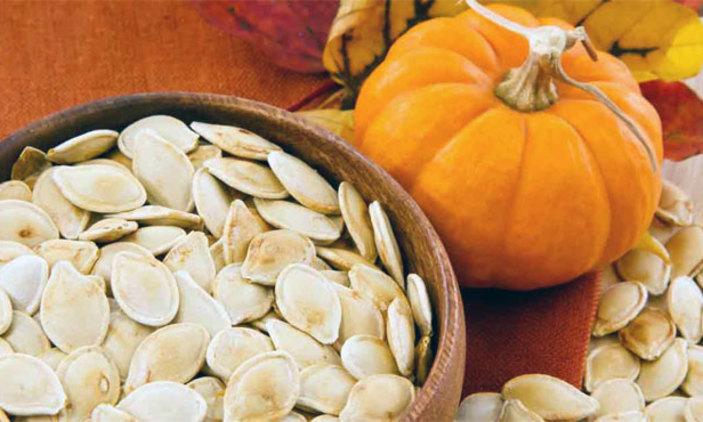 HEALTHY BENEFITS OF PUMPKIN SEEDS