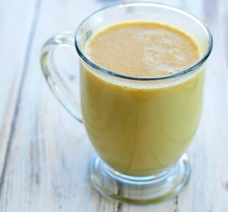 Healthy Recipe-Turmeric Milk