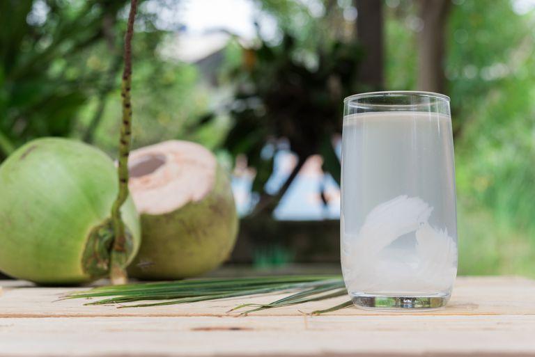 Top Benefits Of Coconut Water