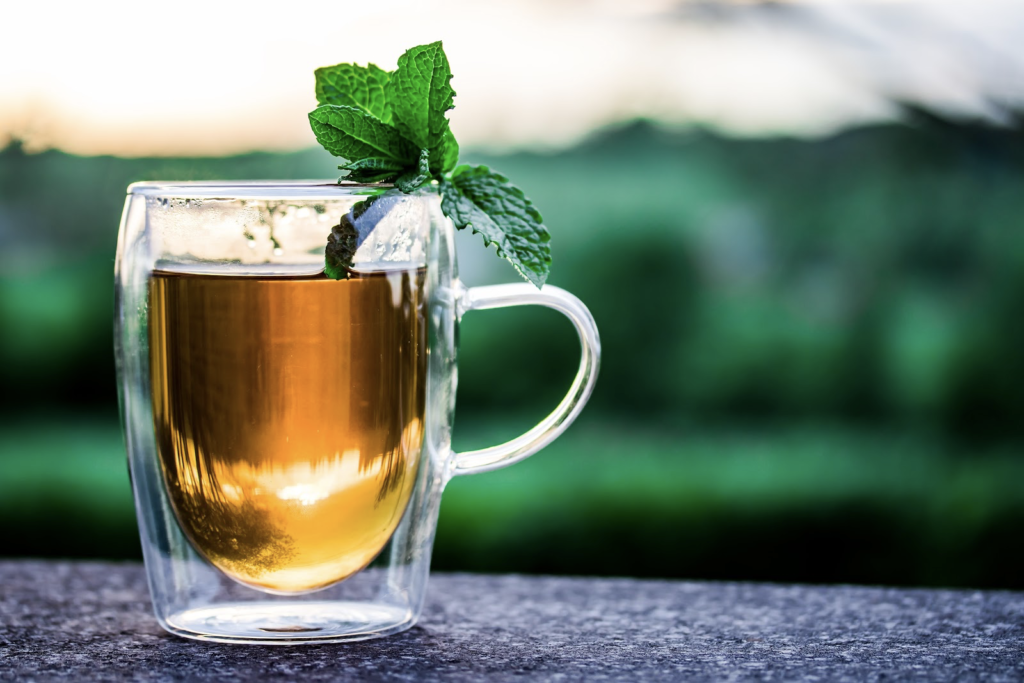 Herbal Tea for Monsoon