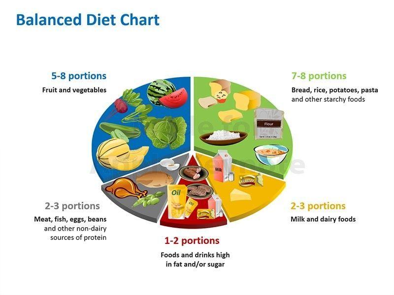 Balanced Diet Tips in Chandigarh