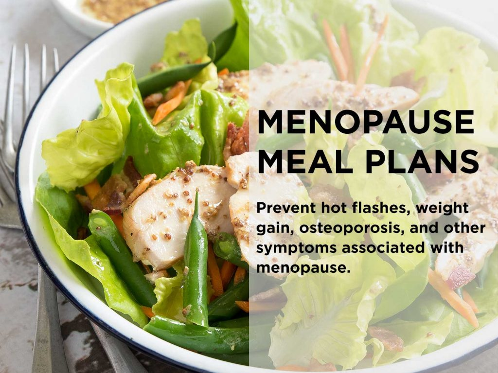 Diet Plan of Menopause