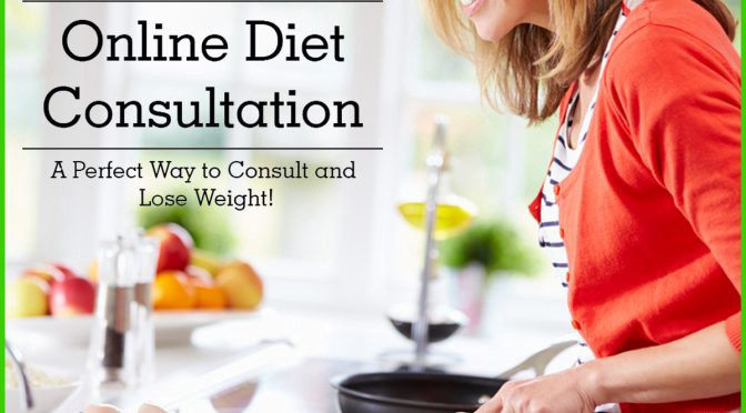Online Dietitian for Weight Loss